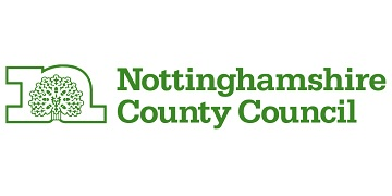 Logo for Nottinghamshire County Council