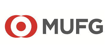Logo for Mitsubishi UFJ Financial Group (MUFG)