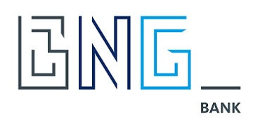 Logo for BNG Bank