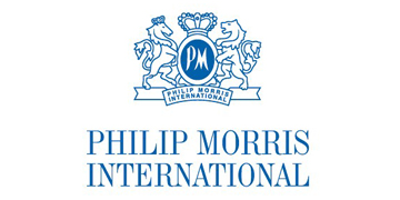 Logo for Philip Morris International