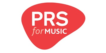 Logo for PRS For Music