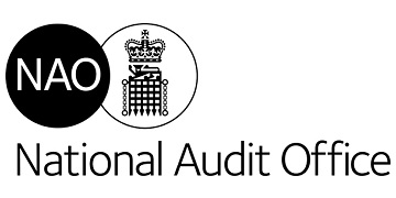 Logo for National Audit Office (NAO)