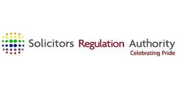 Logo for Solicitors Regulation Authority (SRA)